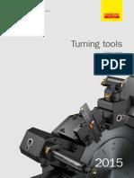 Turning Tools 2015 ENG