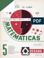 Matematicas Fichas Bto