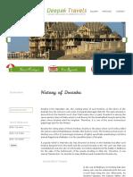 Deepak Travels _ Dwarka
