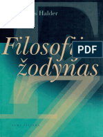 Alois.halder. .Filosofijos.zodynas.2002.LT - Work for downloading free