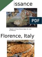renaissance world wall - english
