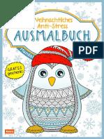 DE_Das Weihnachtliche Anti-Stress Ausmalbuch