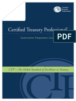 CTP-13 Exam Prep Guide