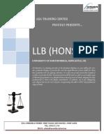 LLB Brochure