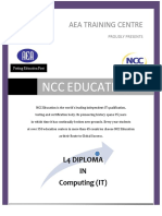L4 - Dipl in COM for International Student