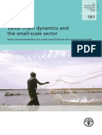 Value chain dynamics and the small-scale sector