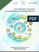 Programme Journée Industrie COP22 - MICIEN