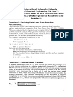 AdvCRE Assign 3 Heterogeneous Reactions and Reactors-Qs-Rev
