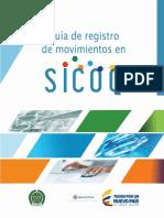Guía de Registro de Movimientos en SICOQ