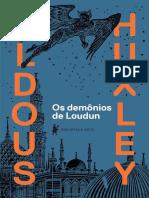 Os Demonios de Loudun - Aldous Huxley