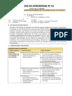 1 UNIDAD - 1º-FCC JEC