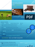 Prospects of Bangladesh Leather Industry