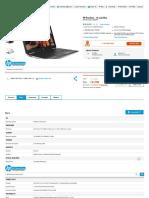 HP Pavilion - 15-Au626tx Rs.61,990
