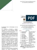 DIPTICO Cultura Infor Empresarial 2011-I