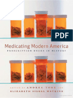 Medicating Modern America_ Prescription Drugs in History. 2007