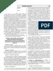 Decreto Legislativo que establece medidas de protección para el denunciante de actos de corrupción y sanciona las denuncias realizadas de mala fe