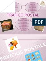 Trafico Postal Secap