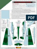 Planeador DFS-230G Luftwaffe
