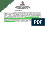 Lingua Portuguesa - Niveis d e e