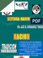 Clases Defensa Nacional