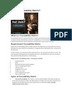 Tracebility matrix.doc
