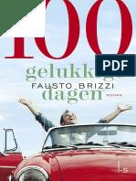 Brizzi, Fausto - 100 Gelukkige Dagen