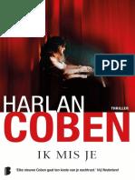 Coben, Harlan - Ik Mis Je