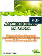 Saúde Pelas Plantas - A Saúde de Dentro Para Fora