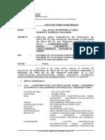 Informe Nº Adicional Nº 01 Loromayo