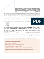 Openoffice UNO API