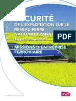 Missions EF 2012