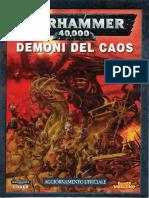 Warhammer 40k - Demoni del Caos (aggiornamento ufficiale 2012).pdf