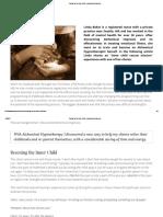 Caring for the Inner Child - Alchemyinstitute