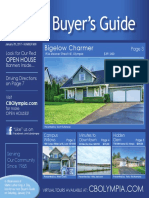 Coldwell Banker Olympia Real Estate Buyers Guide January 7th 2017