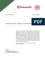 10 Economie Circulaire Ecologie Et Reconstruction Industrielle
