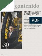 James Valenzuela-Entrevista Revista PODER