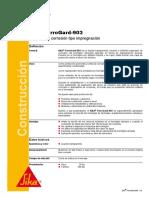 FT-6105-01-10 Sika FerroGard-903