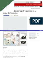 Http Larepublica Pe 26-01-2015 Mitos y Verdades de La Petroquimica en La Costa de Arequipa