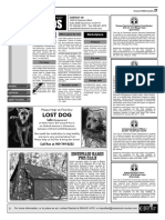 Claremont COURIER Classifieds 1-6-17