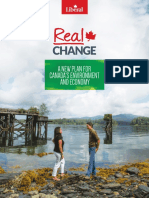 A New Plan for Canadas Environment and Economy