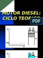 Motor Diesel_Ciclo Teórico