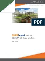 Arris Surfboard Sb6183 User Guide