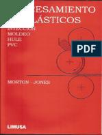 Procesamiento de Plásticos (Inyección, Moldeo, Hule, PVC)_Morto