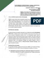Cas. Lab. 2292-2015-Lima (La Suma Otorgada Por La Demandada Bajo El Concepto de Compensación a Titulo de Gracia, Resulta Compensable)