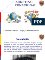 Marketing Internacional Ppt