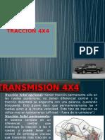 TRACCION...4x4.pptx