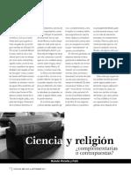 Ciencia y Religión, R Peralta