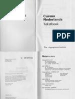 Linguaphone - Cursus Nederlands Textbook (1984)