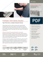 FortiGate 7000 Series Bundle