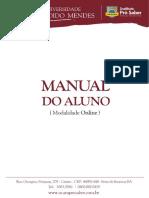 Manual Do Aluno - Universidade Candido Mendes